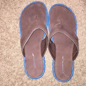 Men's Size 11 Speedo Flip Flops
